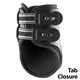 EquiFit EXP3 Hind Boots X-Large Tab