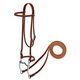 Weaver Harness Leather Pony Headstall Set Brown