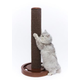 Merry Pet Cat Scratching Post with Ball Toy Base