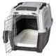 Quiet Time Deluxe Fleece Plastic Carrier Bed