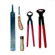 Farrier Hoof Trim Tool Kit 5 Piece