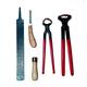 Farrier Hoof Trim Tool Kit 5 Piece