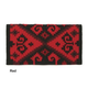 Mayatex Chaparral NZ Wool Saddle Blanket Red/Black
