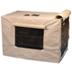 Precision Pet Indoor-Outdoor Dog Crate Cover 48in