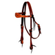 Reinsman Sharon Camarillo Wide Browband Headstall