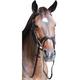 HDR Piaffe Mono Crown Bridle w.Flash