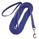 Nylon Training Lead - Blue 25 Foot