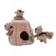 Outward Hound Hide-A-Toy Squirrel Dog Toy Junior