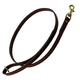Mendota Leather Snap Dog Lead 4ft x 3/4in