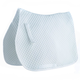 Roma Miniquilt All Purpose Saddle Pad White/Wh tri