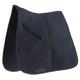 Roma Miniquilt Dressage Saddle Pad Full Black/Blac