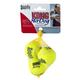 Air KONG Small Squeaker Tennis Ball