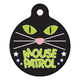Mouse Patrol Cat ID Tag