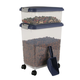 Iris Airtight Food Storage and Scoop Combos Blue