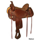 Circle Y Flex2 Carlsbad Trail Saddle Wide 17 Oil