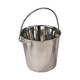 ProSelect Heavy Duty Stainless Steel Pail 9QT