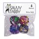 Savvy Tabby Mylar Balls 4 Pk Cat Toy