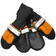 Fleece Lined Muttluks Orange Dog Boots