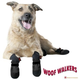 Muttluks Woof Walkers Black Dog Boots X-Large