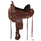 Circle Y Flex2 Elk Ridge Mule Saddle Wide