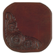 Circle Y Flex2 Pioneer Trail Saddle Wide 17 Oil