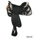 Circle Y Sphinx Arabian Show Saddle Reg 16 Lite