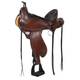 Circle Y Flex2 Kentucky Trail Saddle Reg 17 Black
