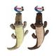 SPOT Multi-Textured Catie Croc Dog Toy