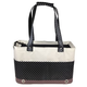 Pet Life Spotted Tote Pet Carrier
