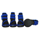 Pet Life Performance Stretch Pet Shoes Blue
