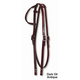 Circle Y Single Ear Headstall Black