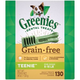 Greenies Grain Free Dog Dental Chew Teenie