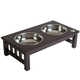 Dopey Dog Feeder with Mission Style Legs Large