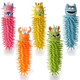Charming Pet Monsterpede Dog Toy Yellow