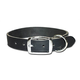 Premium Latigo Leather Dog Collar