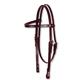 Circle Y Arabian Browband Headstall Dark Oil Antiq