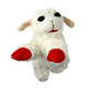 Multipet Lamb Chop Dog Toy 6 Inch