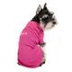Personalized Zack and Zoey Dog Polo XXL Raspberry