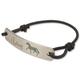 I Love Horses Corded Bracelet