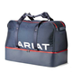 Ariat Duffle/Boot Bag Navy/Red
