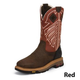 Justin Mens Commander-X5 Steel Work Boots