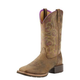 Ariat Ladies Hybrid Rancher Sq Toe Brown Boot