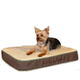 KH Mfg Memory Foam Sleeper Mocha Dog Bed Large
