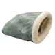 KH Mfg Kitty Crinkle Sack Teal Cat Bed
