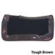 Tough-1 Eclipse Fun Print Wool Saddle Pad