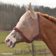 Saxon Fly Mask with Ears Medium Frappe/Rust