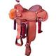 Martin Saddlery Joe Beaver Calf Roper Saddle 14.5