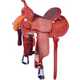 Martin Saddlery Barrel Racer Saddle 14.5W