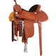 Martin Saddlery Cervi Crown C Barrel Saddle 14.5W