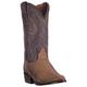 Dan Post Mens Omaha Round Toe Choc Boots